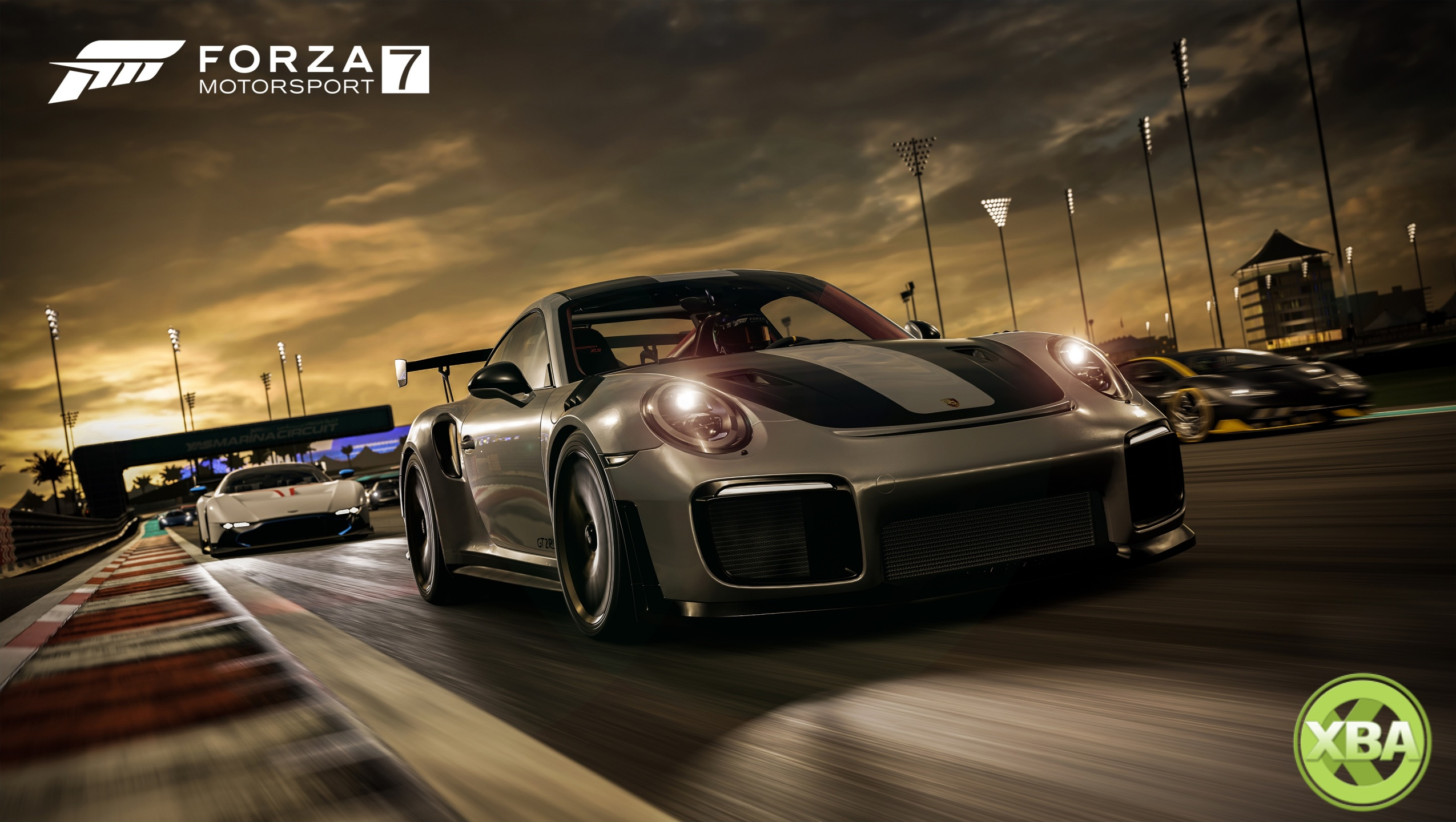 Forza Motorsport 7 goes gold, demo launches September 19
