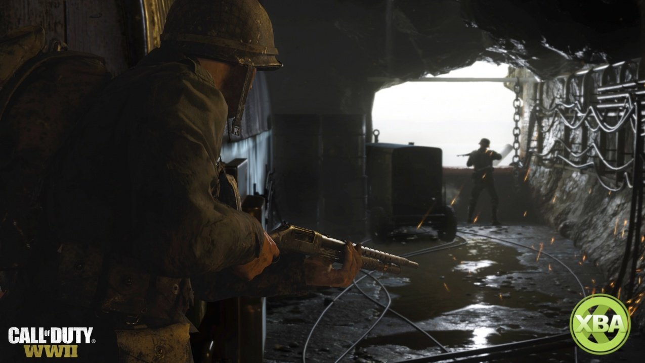 Call of Duty: WWII Pre-order Bonus Lets You Unlock Any Gun on Day