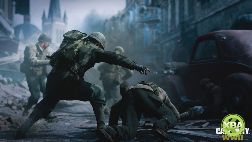 Call of Duty: WW2 Campaign Details Revealed, D-Day Landings Mission Returns