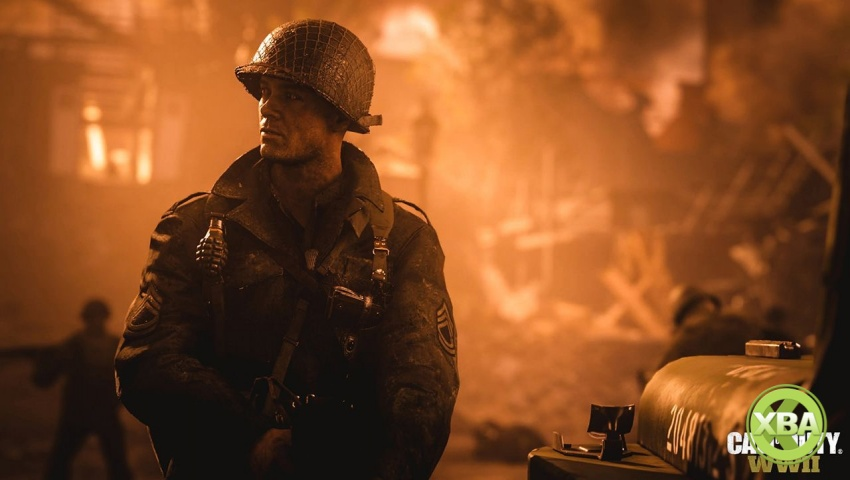 Call of Duty: WWII multiplayer gameplay, beta access detailed