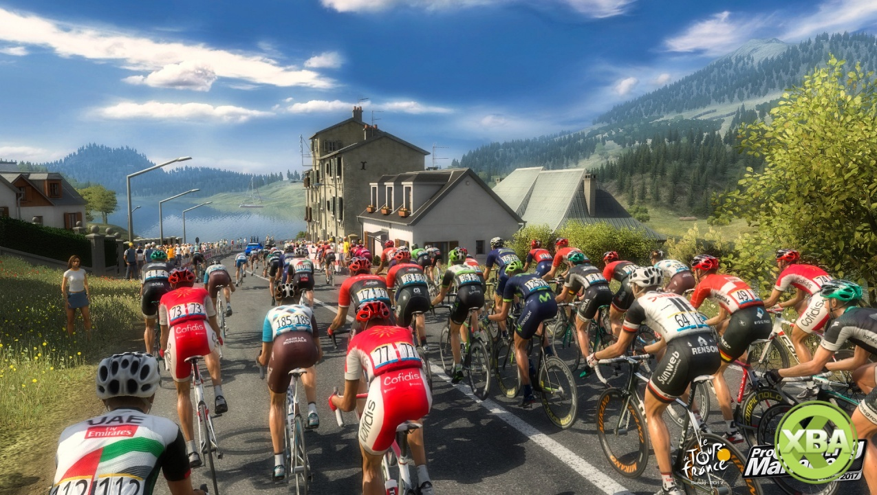 tour de france 2017 bringing more lycra clad buttocks this june xbox one xbox 360 news at. Black Bedroom Furniture Sets. Home Design Ideas