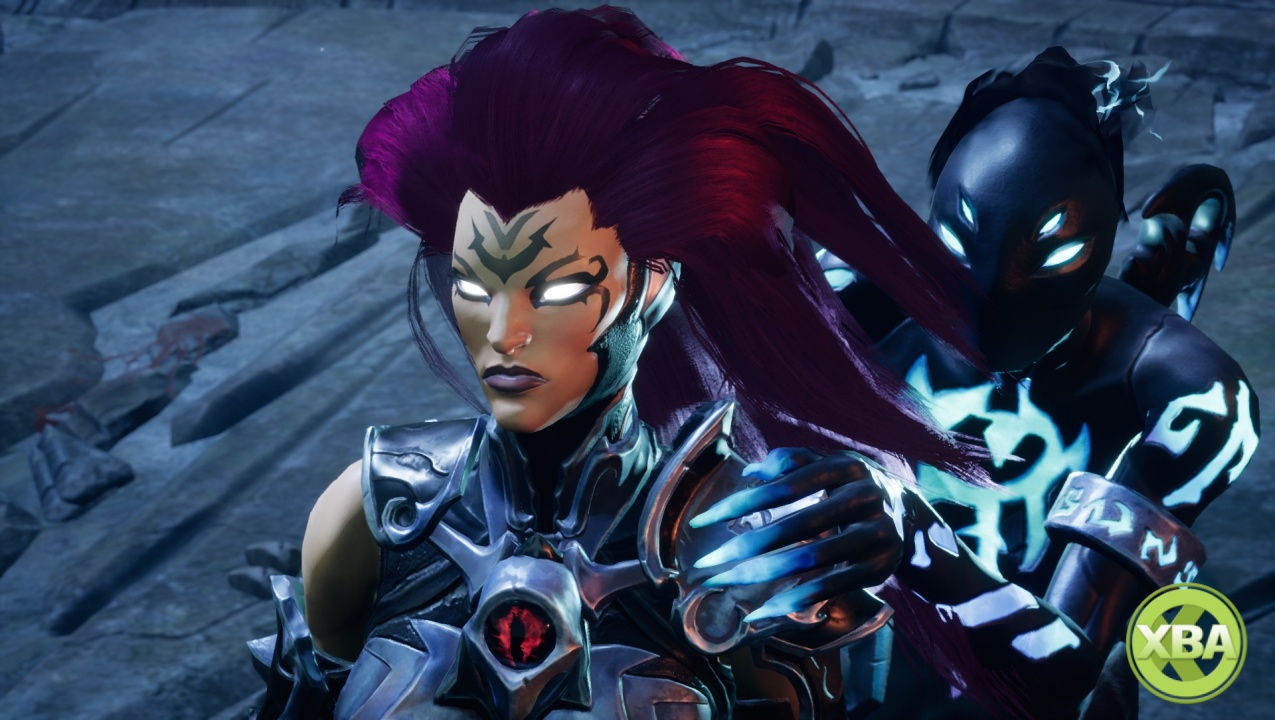 Check Out Darksiders III's Envy Boss Fight in Full - Video ...