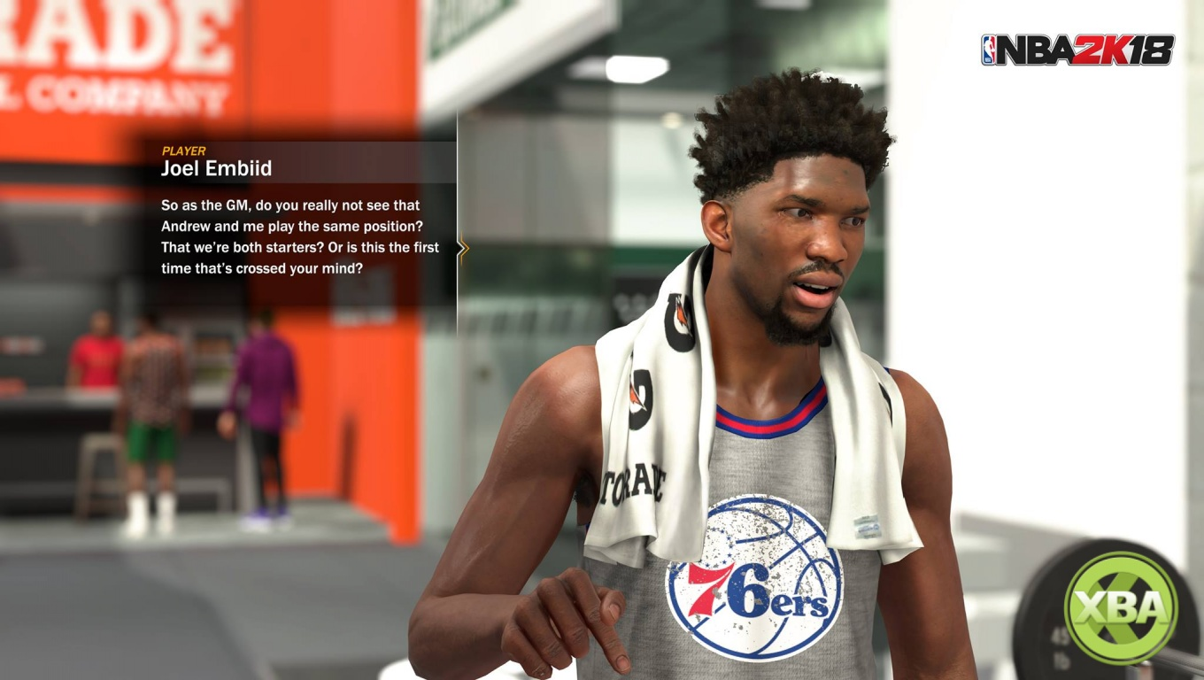 National Basketball Association 2K18 Graphics Improvements Revealed