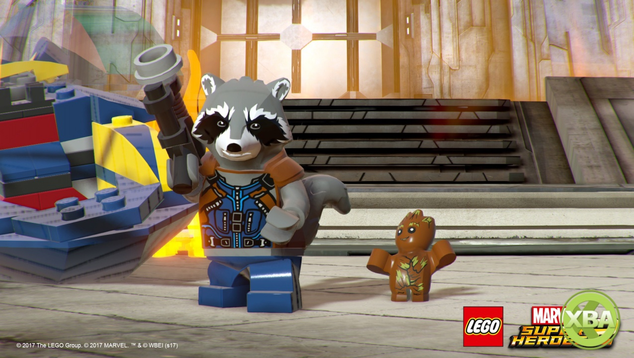 Lego Marvel Super Heroes 2 S Official Trailer Drops Xbox One Xbox