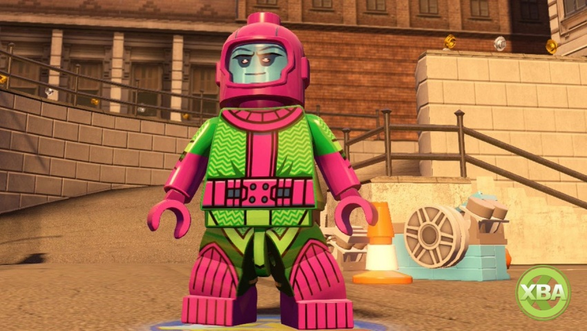 LEGO Marvel Super Heroes 2: Kang The Conqueror Trailer