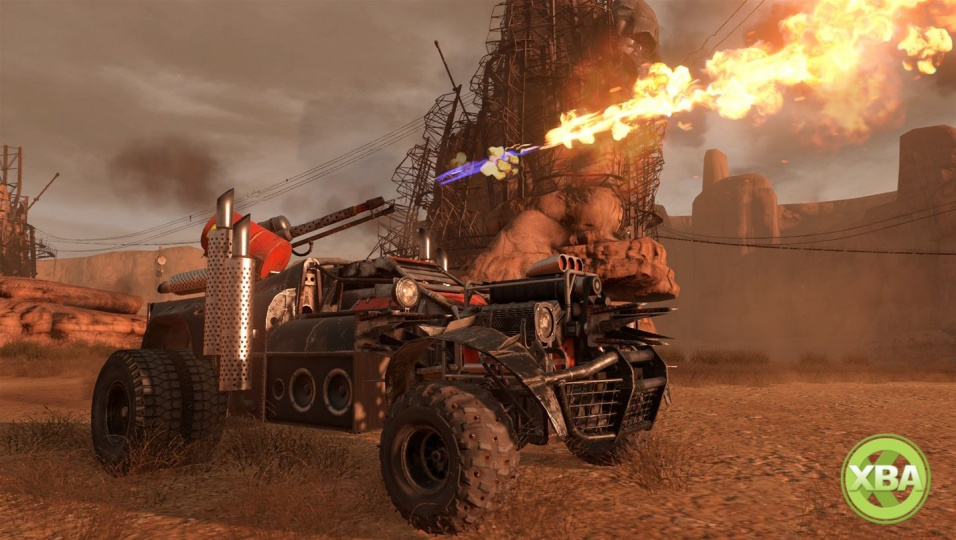 Crossout Available Today As A Free Download - Xbox One, Xbox