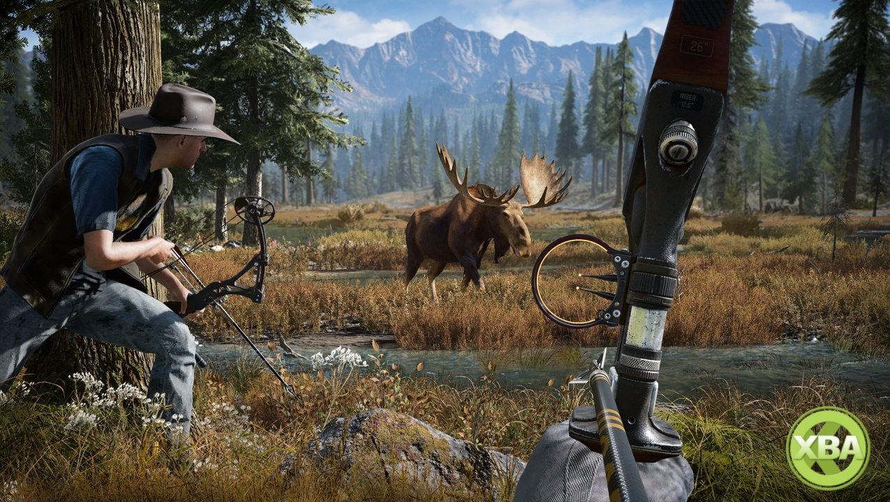 Far Cry 5 gets a brand new trailer showing off co-op