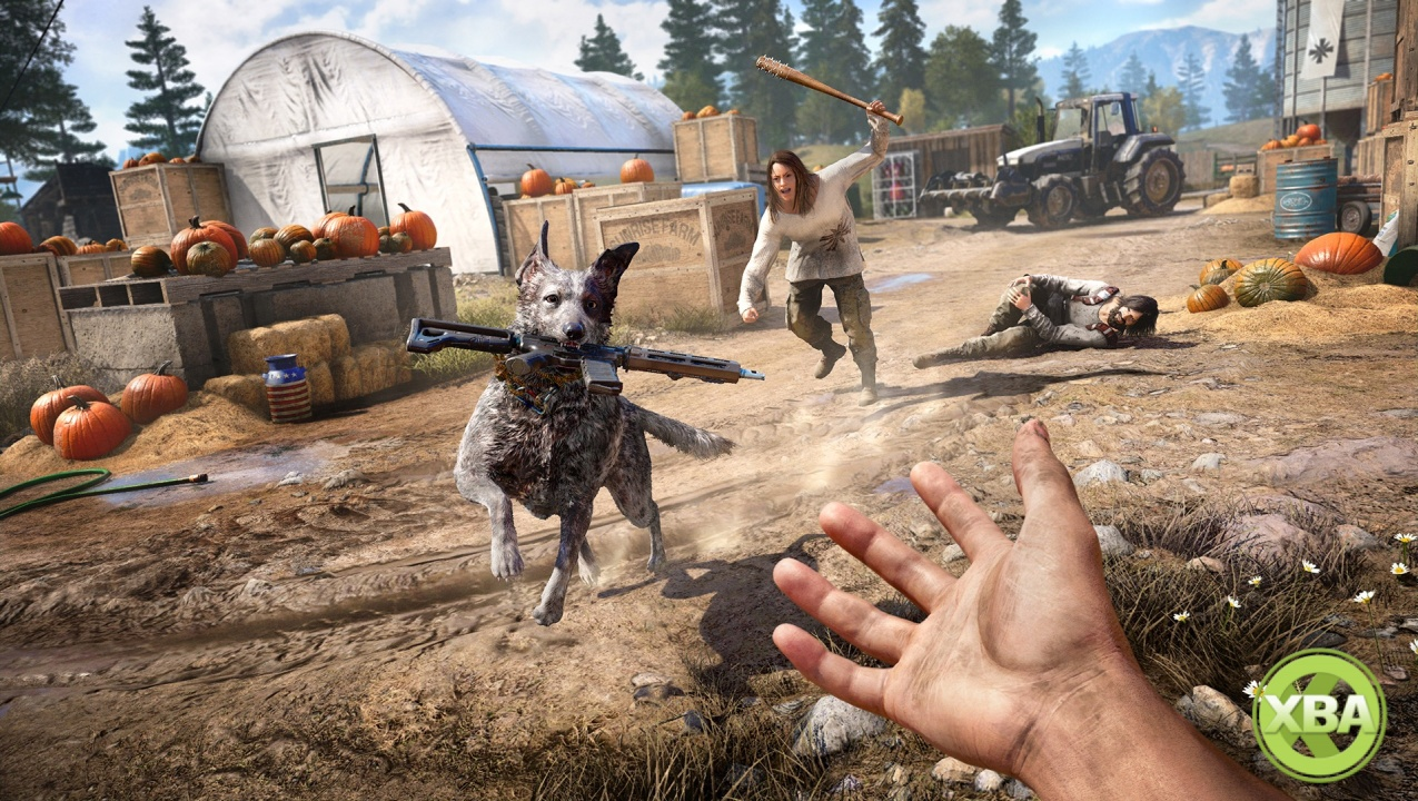 Far Cry 5 Campaign Takes 25 Hours To Complete