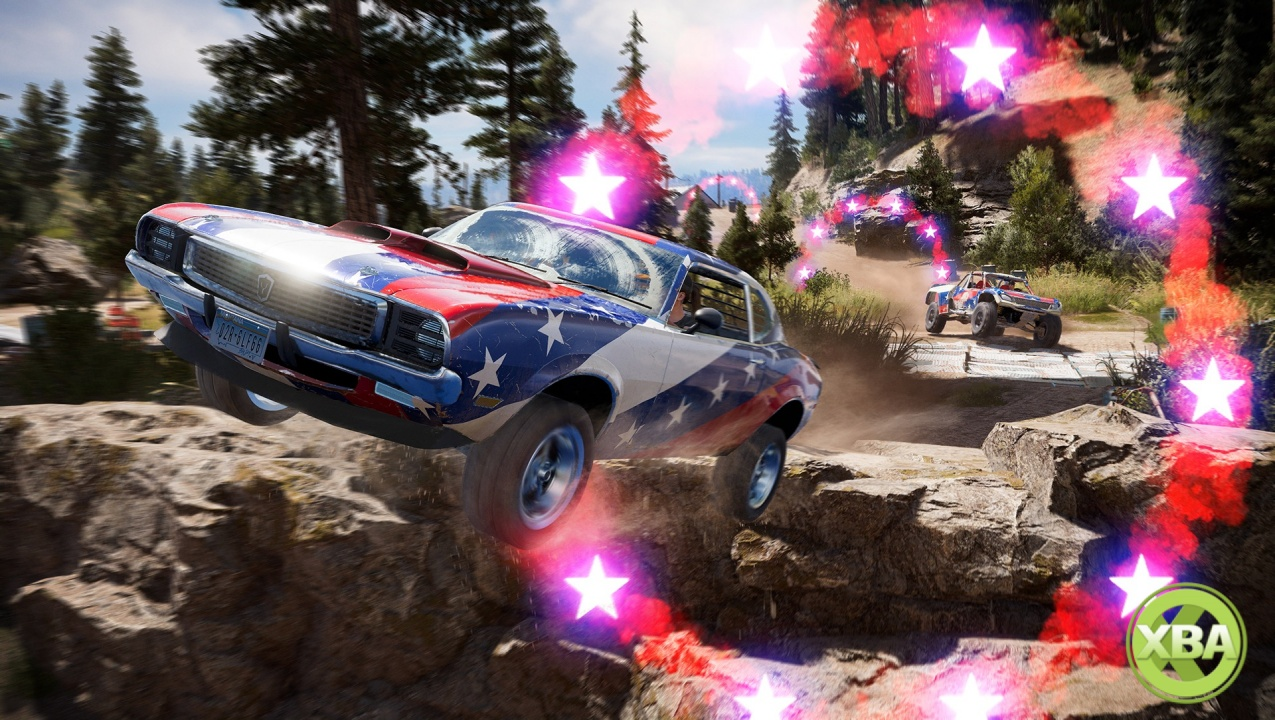 A new gameplay trailer shooter Far Cry 5