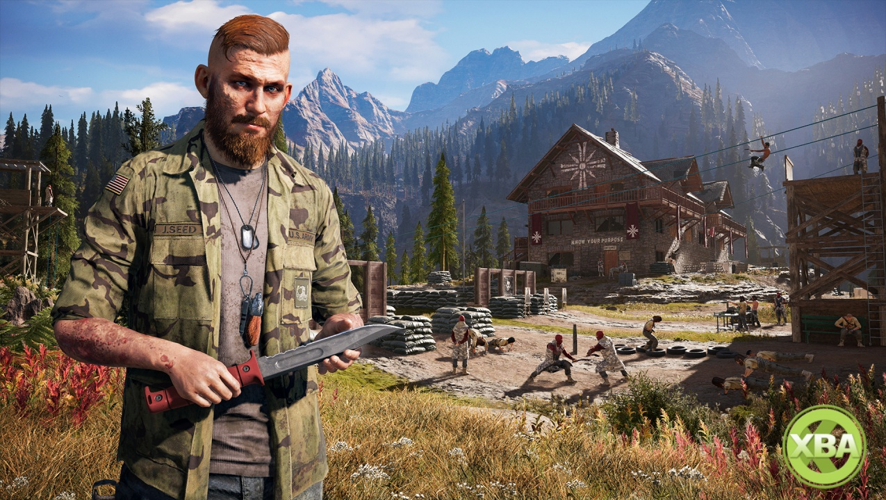 Far Cry 5 Xbox One vs  PS4 Comparison: Which One Looks the Prettiest