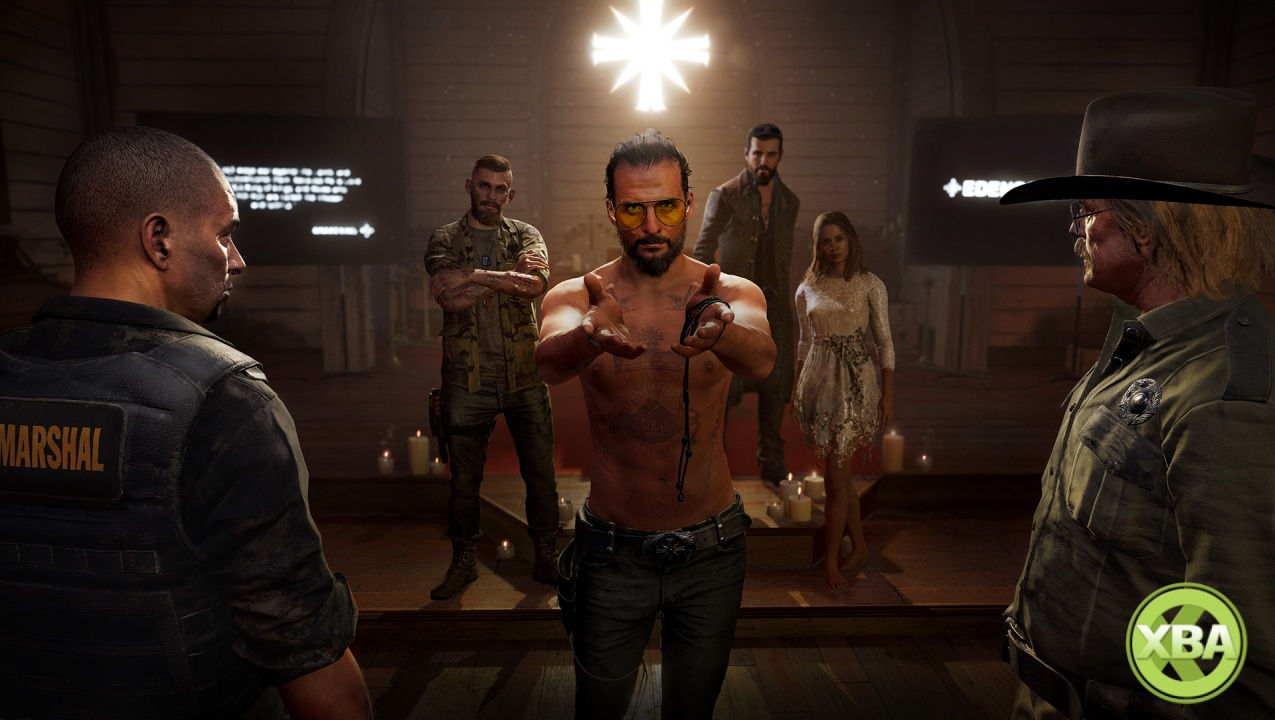 Far Cry 5's arcade looks like a flawless  storm of engagement
