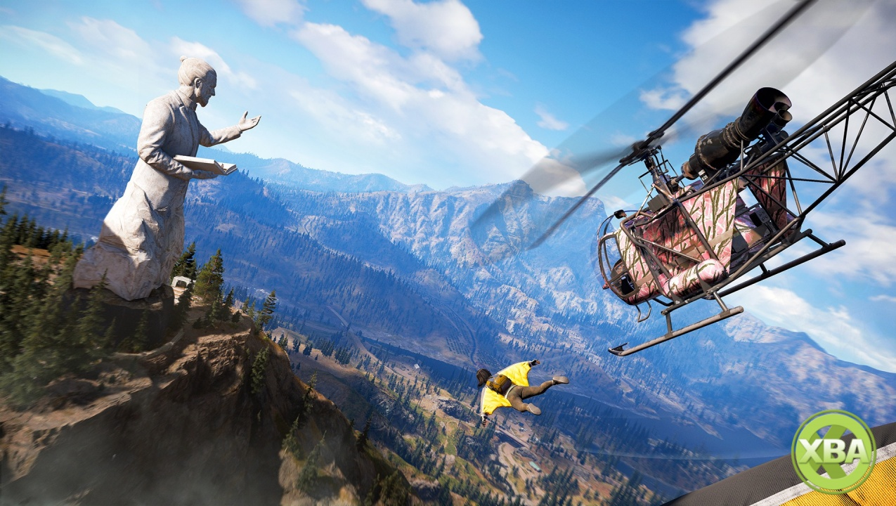 Far Cry 5 Sells Almost 5 Million Copies in the First Week