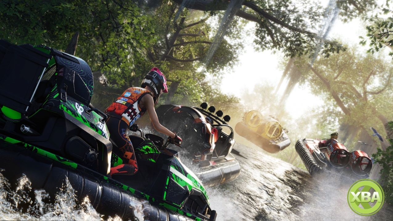 The Crew 2 Free Update 'Gator Rush' is Now Available to
