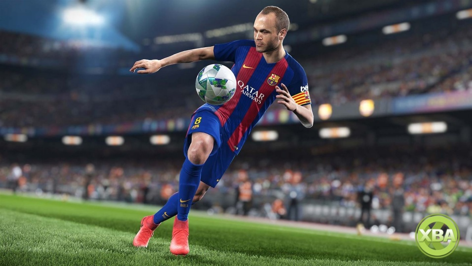 PES 2018 release date confirmed for September, with loads of new additions