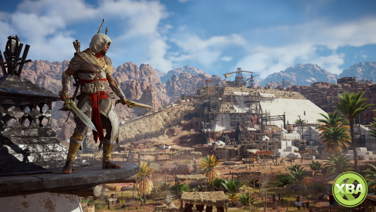 Assassin S Creed Odyssey Leaked Suggests Ancient Greece Setting Xbox One Xbox 360 News At Xboxachievements Com
