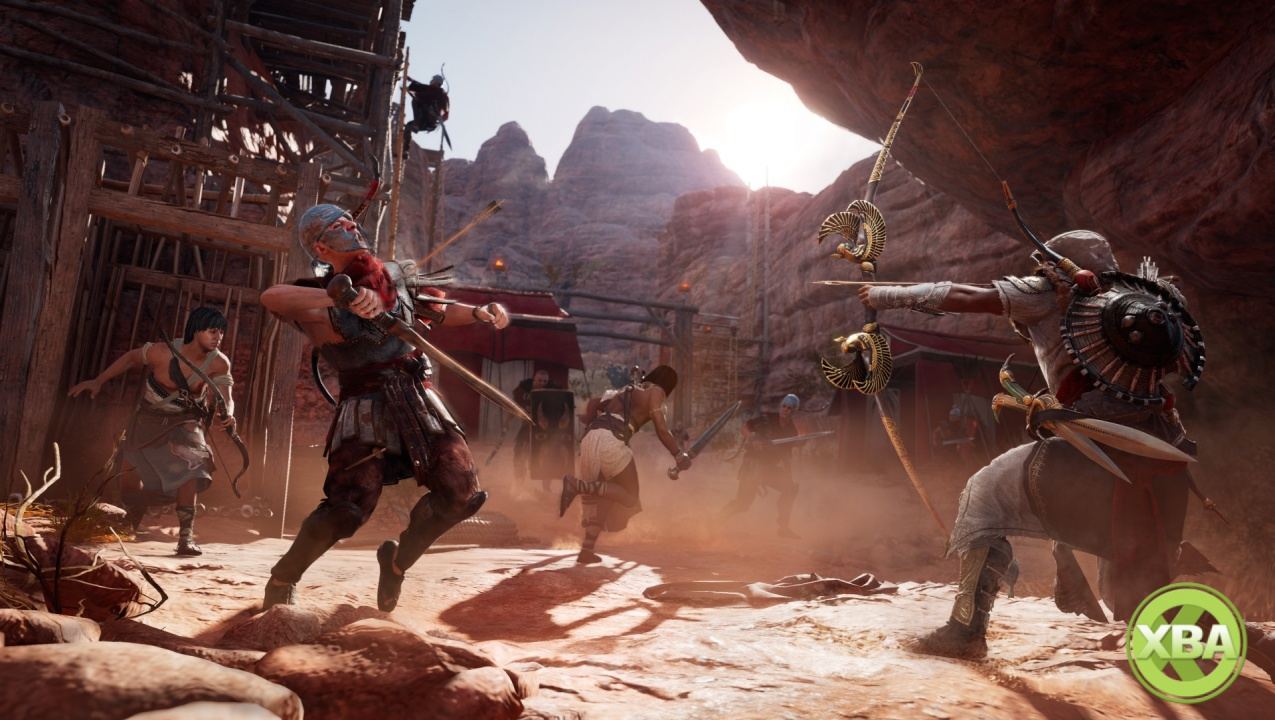 Assassin's Creed: Origins will get a new game+ mode