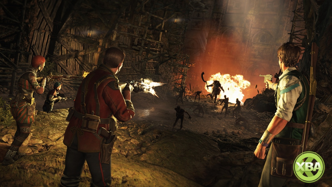 Rebellion announces Strange Brigade