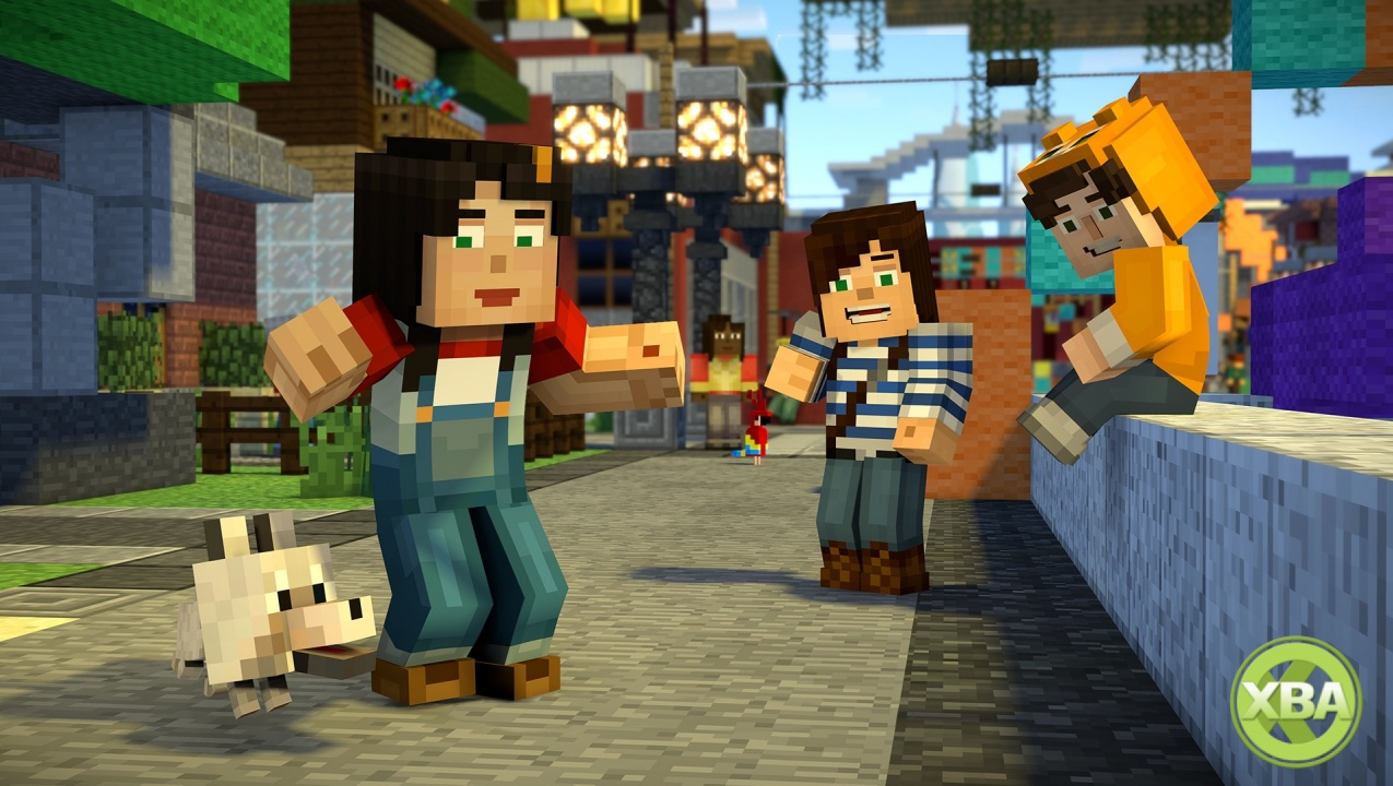 Telltale Releases First Trailer for Minecraft: Story Mode - Season Two
