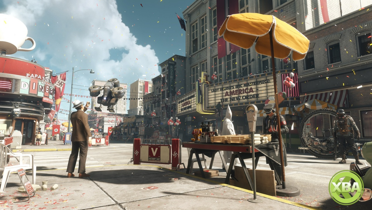 Wolfenstein 2: The New Colossus gameplay trailer explodes with 'No More Nazis'