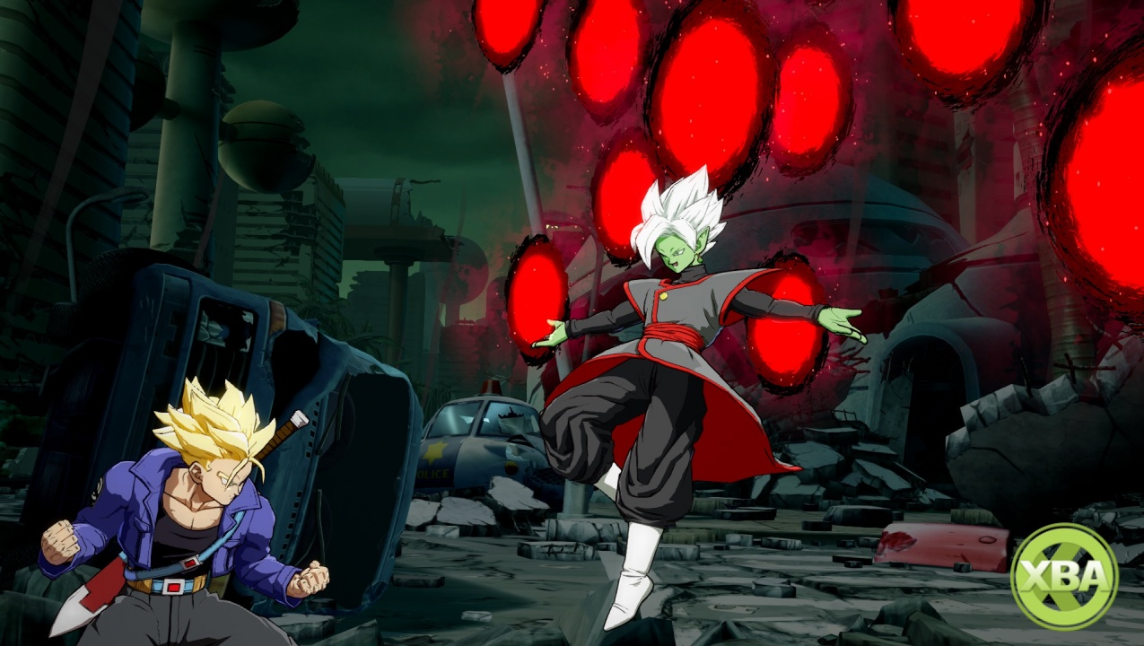 Fuse With Your Friends In Dragon Ball FighterZ's Upcoming Free Co-Op Mode