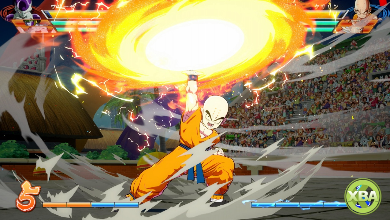Dragon Ball FighterZ Confirms Krillin and Piccolo as Playable Characters
