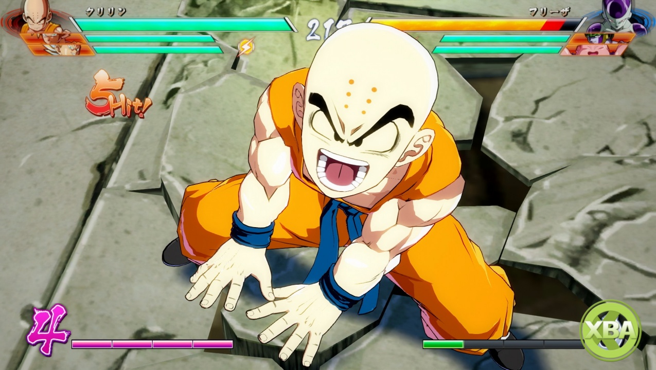 Dragon Ball FighterZ lets anime fans duke it out with Goku & Co