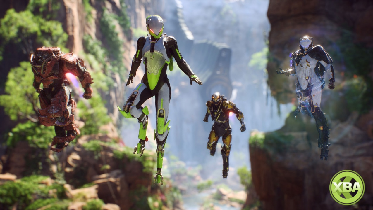 Anthem Live Stream Shows Off 'The Temple of the Scar