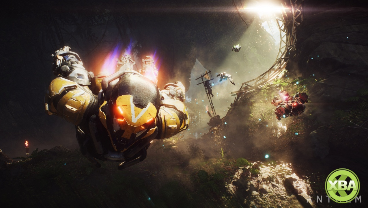 BioWare is 'looking into' NVIDIA RTX support for Anthem