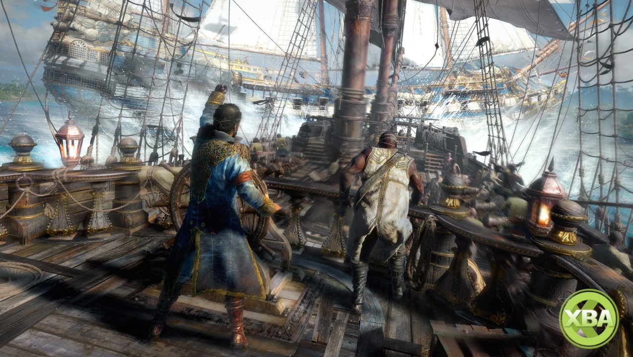 Ubisoft Delays Skull and Bones to at Least 2019