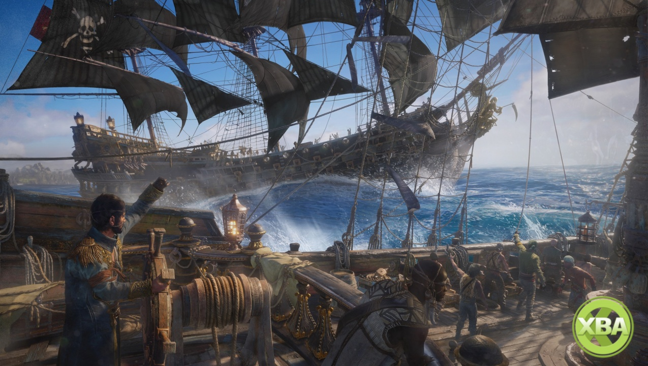 Ubisoft Has More AAA Games Coming Soon, But Not Skull & Bones