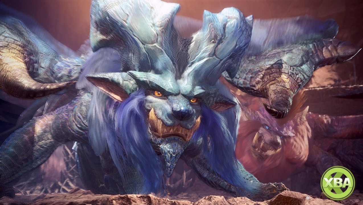 Today's free title update adds Elder Dragon Lunastra to the game