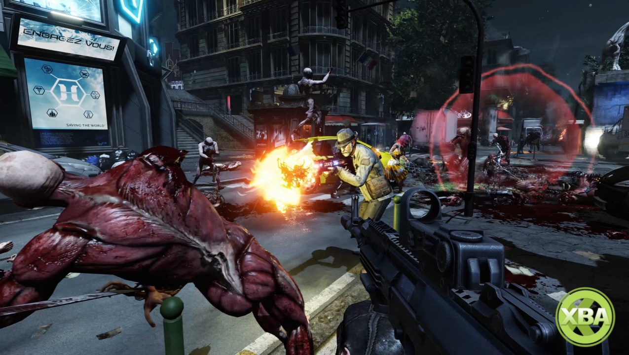 Killing floor 2 gets 39 xbox one x enhanced 39 update xbox for Killing floor xbox one