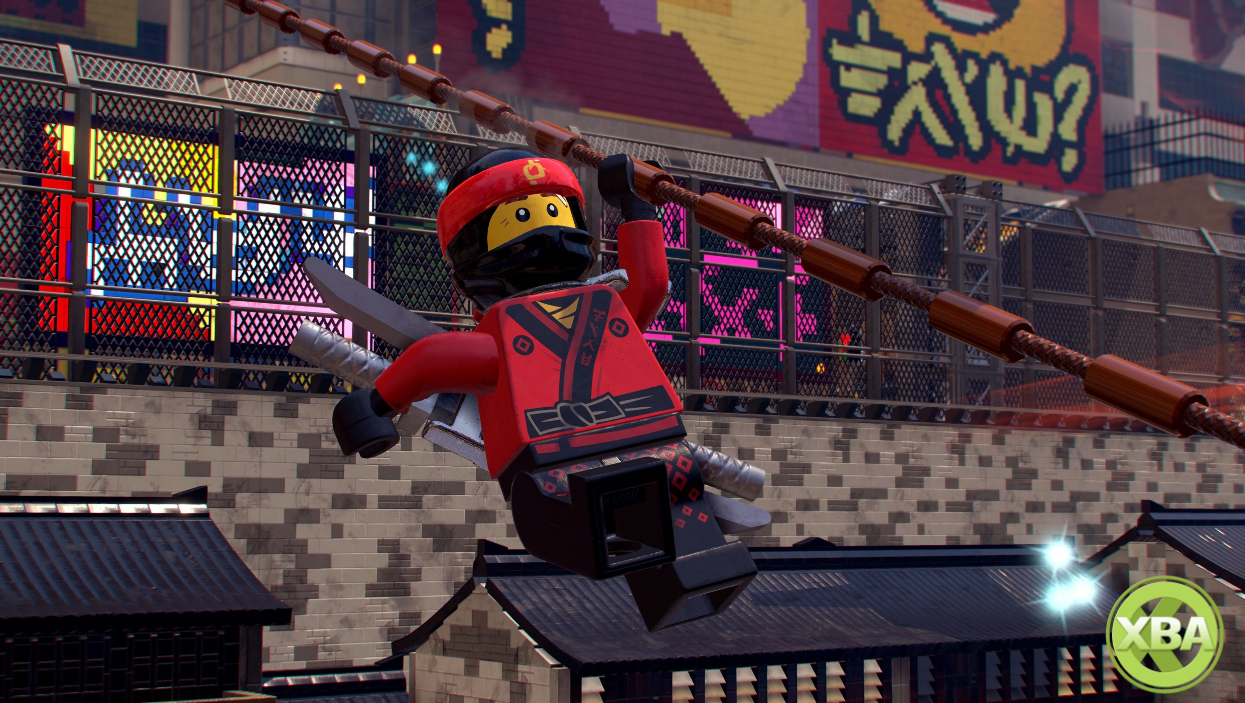 The Lego Ninjago Movie Video Game Is Free On Xbox One Today Xbox One Xbox 360 News At Xboxachievements Com