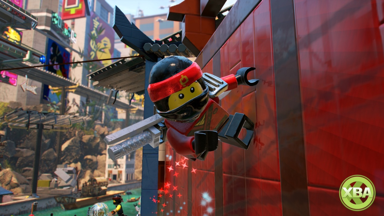 The LEGO Ninjago Movie Video Game Gets a New Trailer with ...