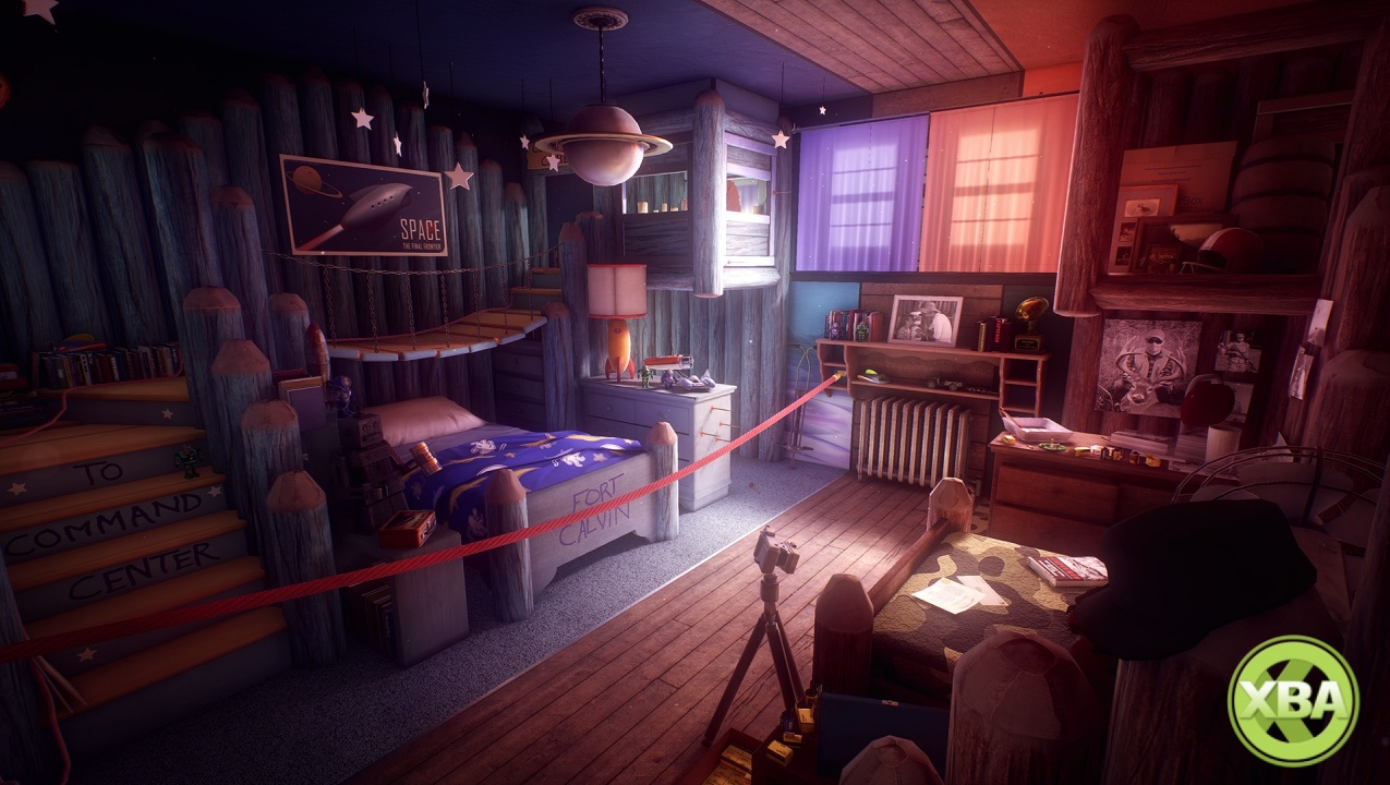 What Remains of Edith Finch Arrives For Xbox One on July 19th
