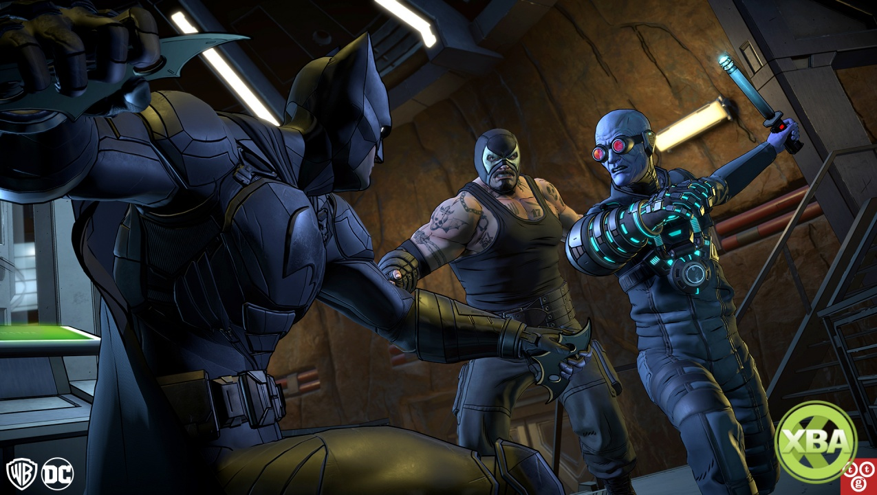 Alliances are Crumbling in the Trailer for Telltale Batman Episode 4