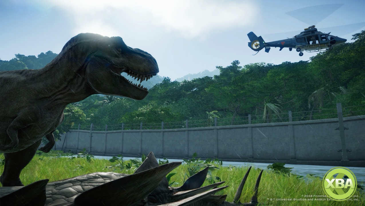 New Trailer for Jurassic World Evolution Reveals Release Date, Shows More Gameplay