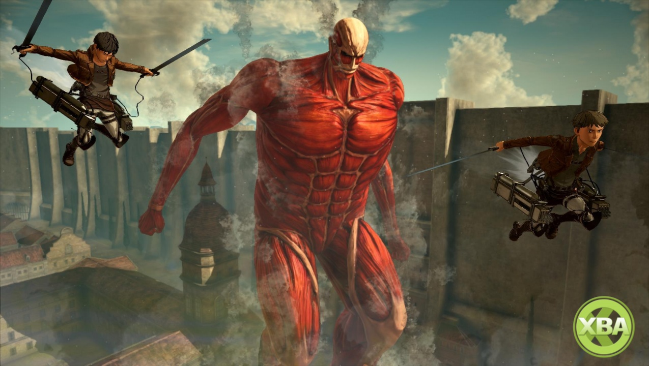 Attack on Titan 2 Release Date Confirmed by Koei Tecmo America
