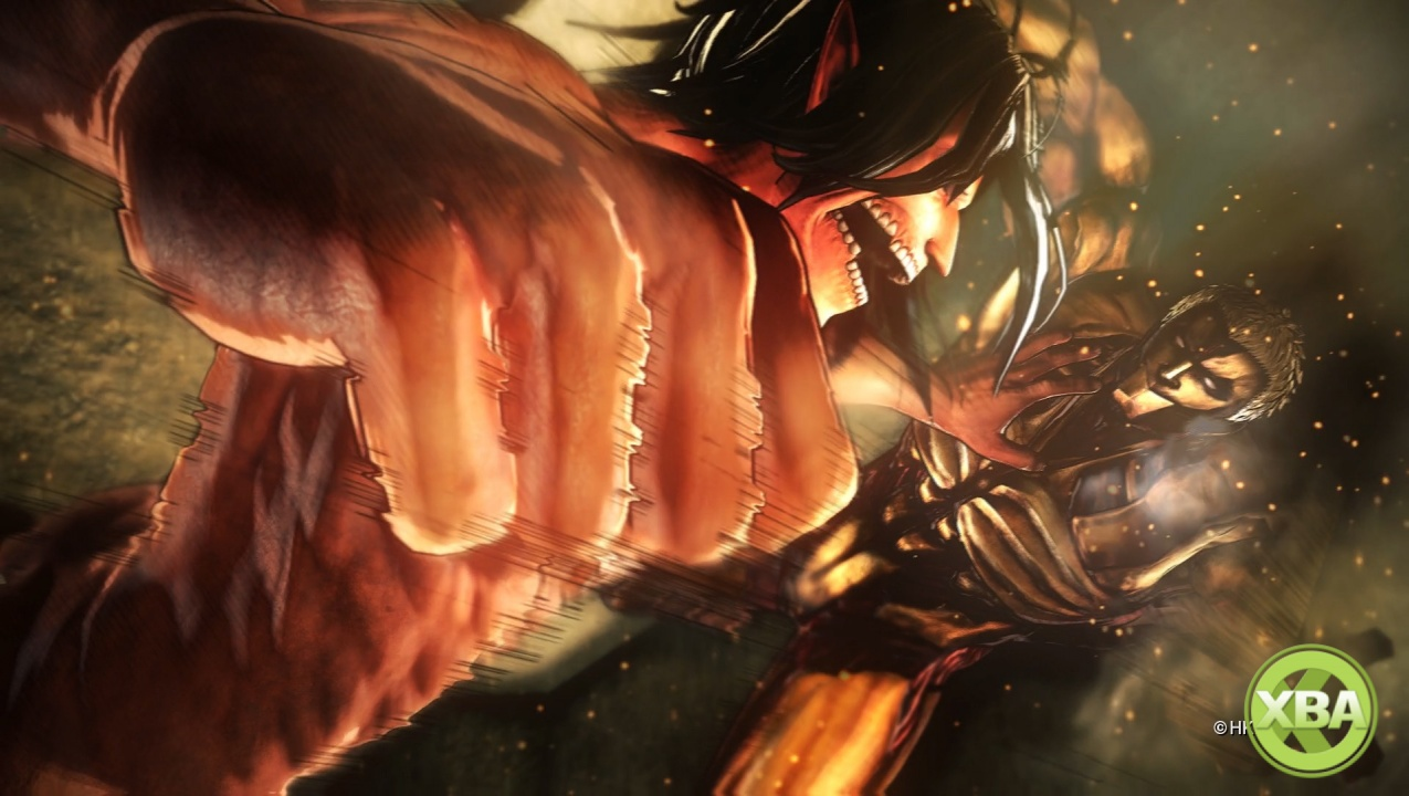 Attack on Titan 2 targets a March 2018 release, full roster revealed