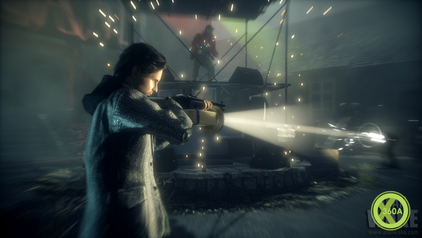 Alan Wake is being adapted into a live-action TV show