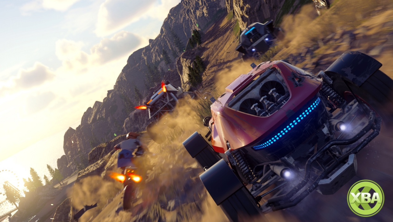 ONRUSH Open Beta Kicks Off Next Week