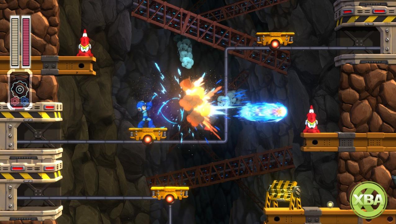 Mega Man 11 officially announced for 2018