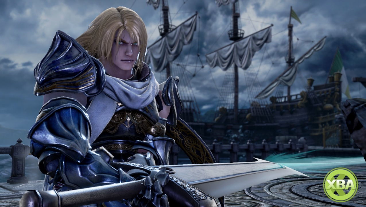 A New Character Has Been Added to SoulCalibur VI