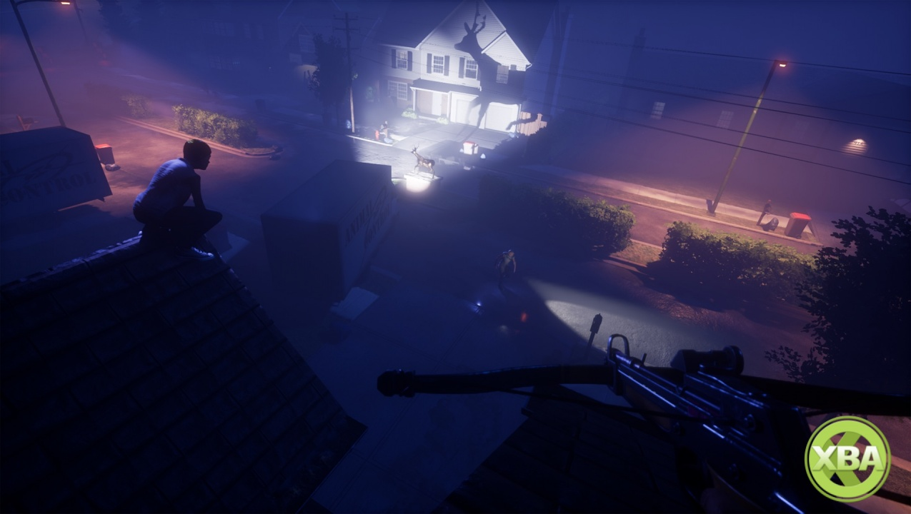 Co-op Horror Game The Blackout Club Announced