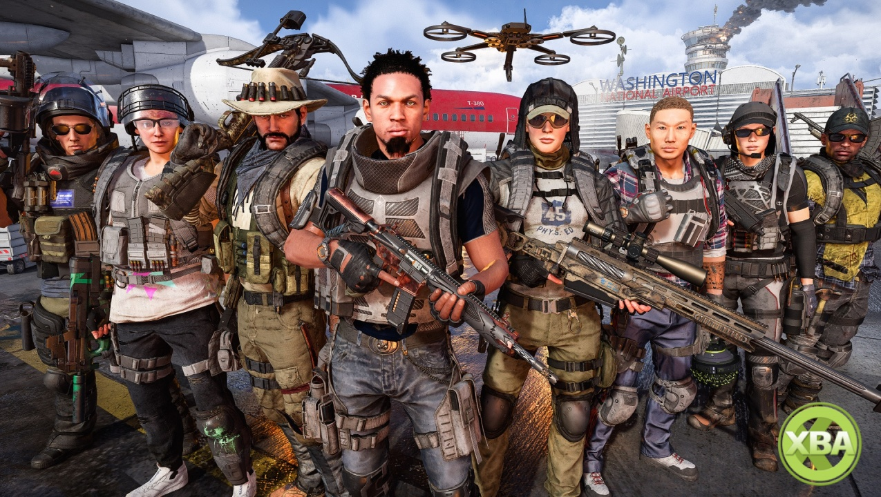 The Division 2's raid Operation Dark Hours goes live on May 16th