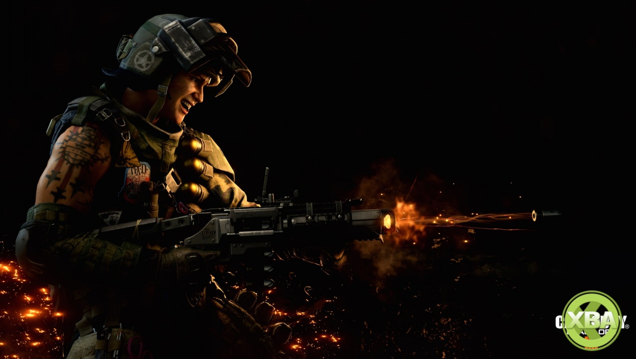 Call of Duty: Black Ops 4 Playable Female Characters Revealed