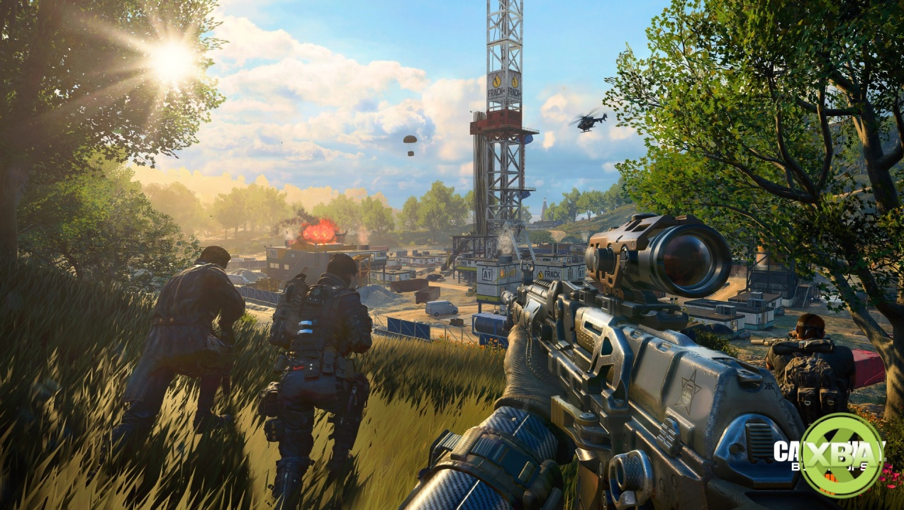 Black Ops 4 Blackout Makes Armor Changes Following Beta