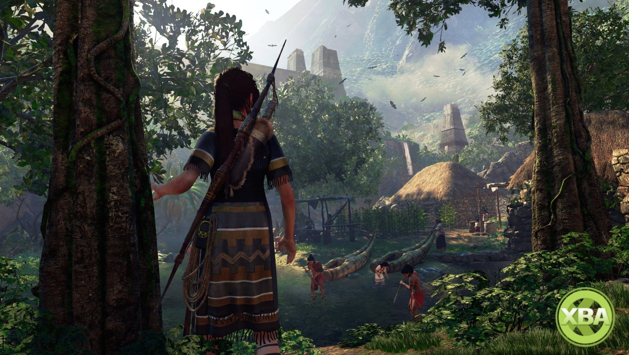 Shadow Of The Tomb Raider Gameplay Video Features The Hidden City