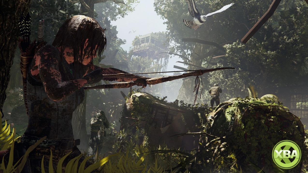 Shadow Of The Tomb Raider Gets A Gameplay Trailer Lara Goes Nuts