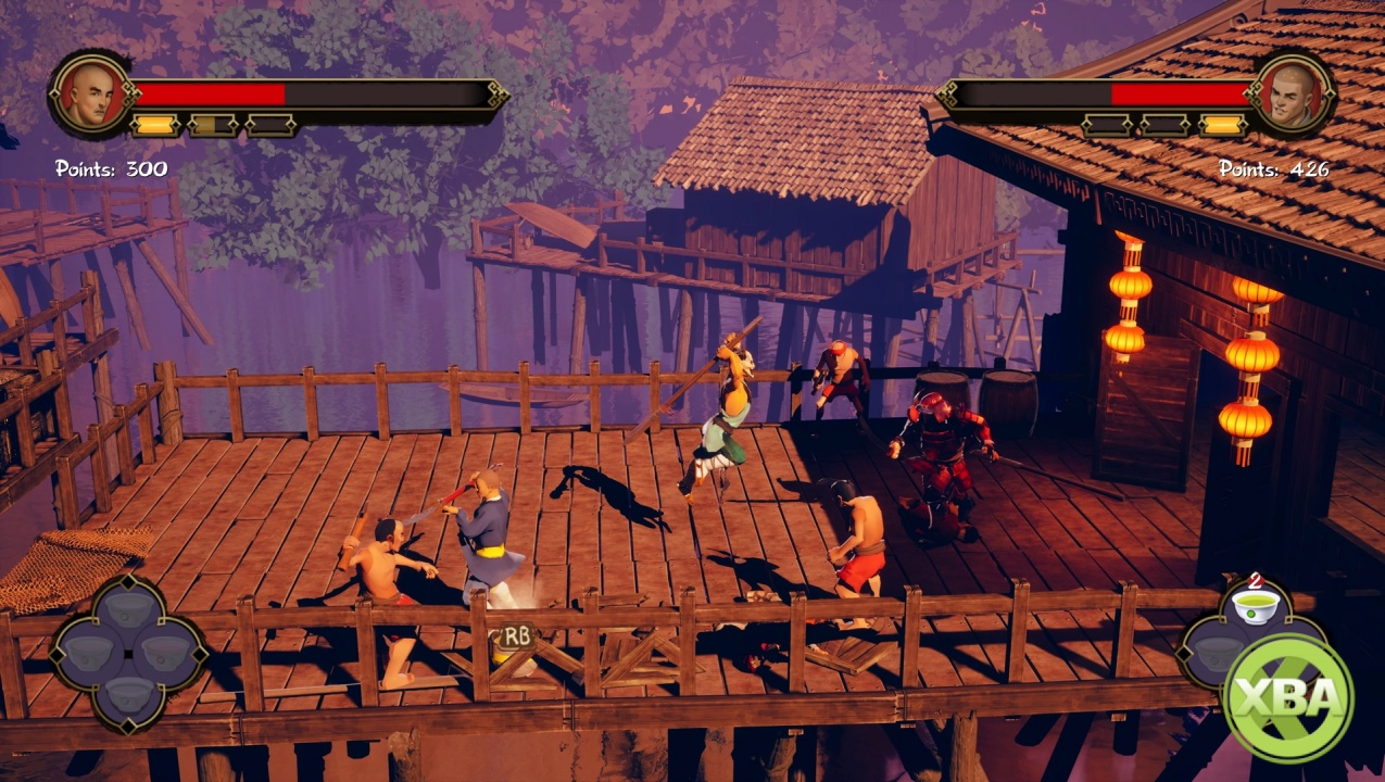 9 Monkeys of Shaolin Brings Co-Op Kung-Fu Brawling This October - Xbox One,  Xbox 360 News At XboxAchievements.com